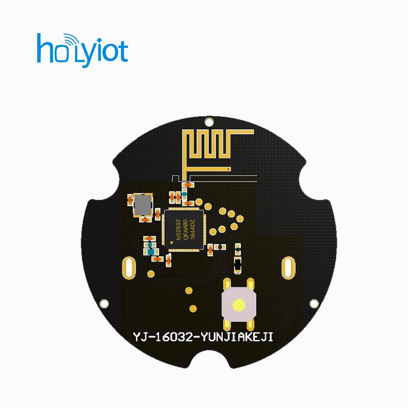 Nordic nRF52832 ibeacon ble module BLE 4 0 CR2477 battery