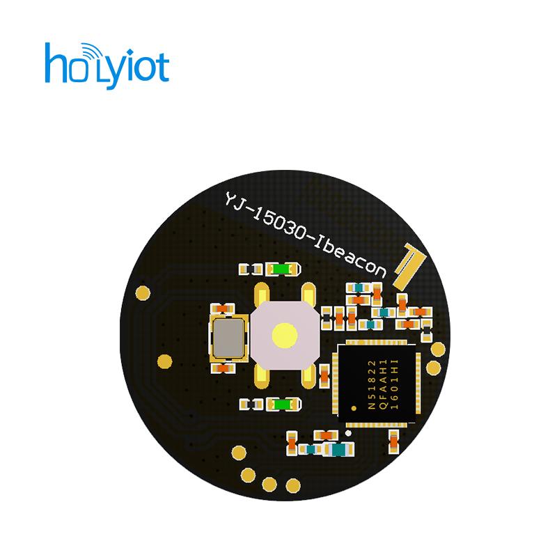 Nordic nRF51822 ibeacon module Bluetooth 4 0 BLE module PCB